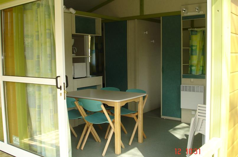 Location Chalet 5 personnes - Camping proche Rouen