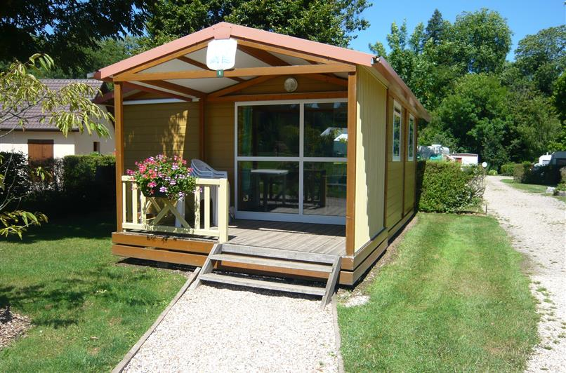 Location Chalet - Camping proche Rouen